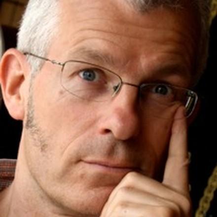 Stephen Clarke portrait 1