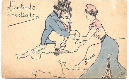 Time to modernize the Entente Cordiale